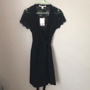 NWT Elegant DVF Dress